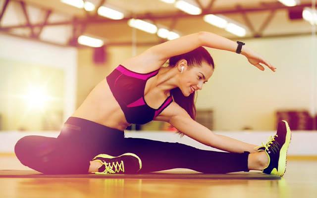 ออกกำลังกายเฉพาะส่วน